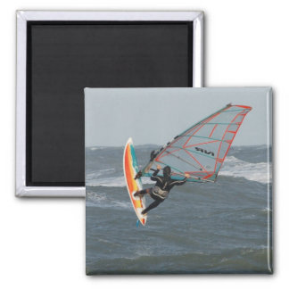 Windsurfer - North Jytland, Denmark Magnet