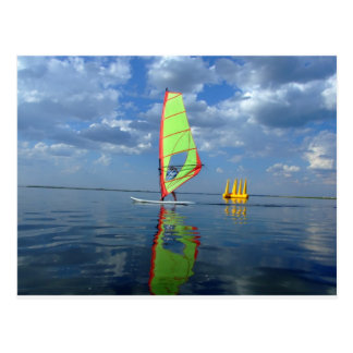 Windsurfer Tarjetas Postales