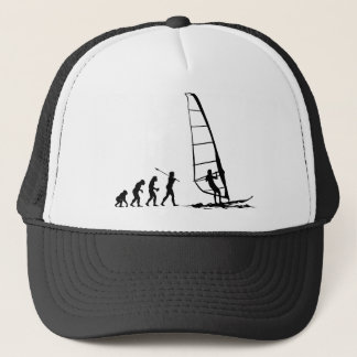Windsurfer Trucker Hat