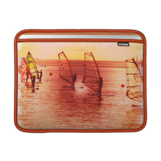 "Windsurfers on Horizon 13"" MacBook Sleeve"