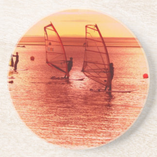 Windsurfers on Horizon Coaster