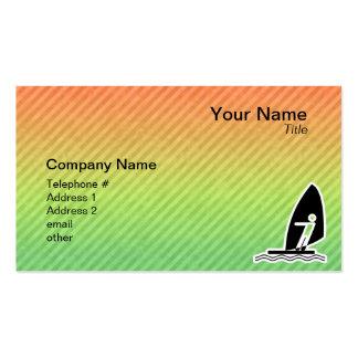 Windsurfing Business Cards