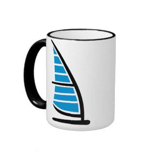 Windsurfing Coffee Mugs