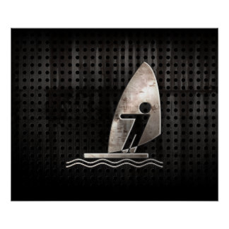 Windsurfing; Cool Poster