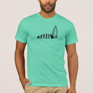 Windsurfing evolution T-Shirt