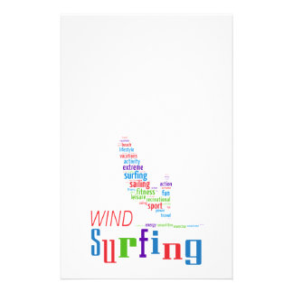 Windsurfing Flyer