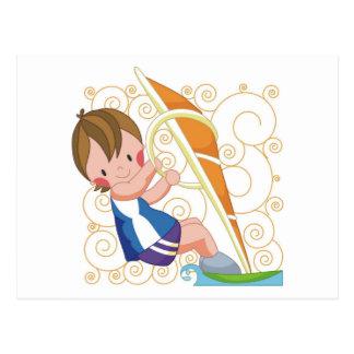 Windsurfing Gift Postcard