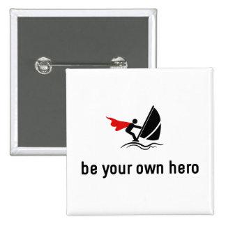 Windsurfing Hero Button