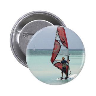 Windsurfing Horizon Button