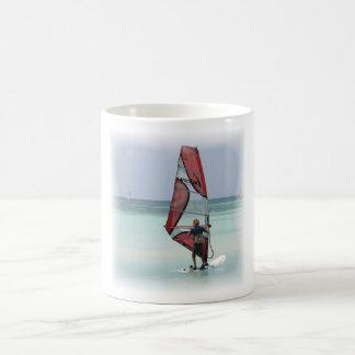 Windsurfing Horizon Classic Style Mug