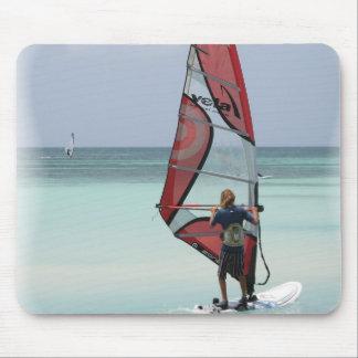 Windsurfing Horizon Mousepad