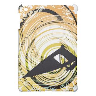 Windsurfing illustration iPad mini cover