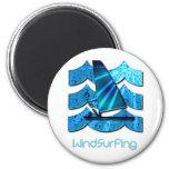 Windsurfing Magnet Magnets