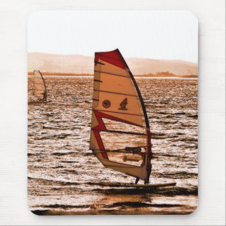 WINDSURFING MOUSE PAD