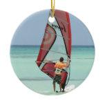 Windsurfing Ornament
