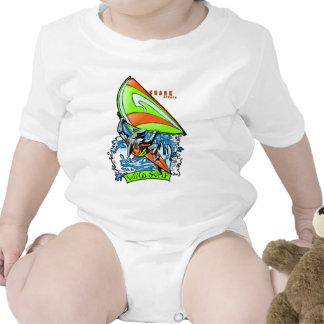 Windsurfing Shark Attack Shirt