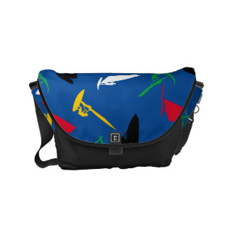 Windsurfing Small Messenger Bag
