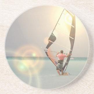 Windsurfing Sport Coasters