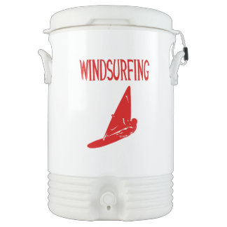 windsurfing v1 red text sport.png cooler
