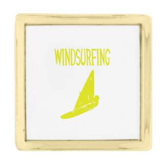 windsurfing v1 yellow text sport copy.png gold finish lapel pin