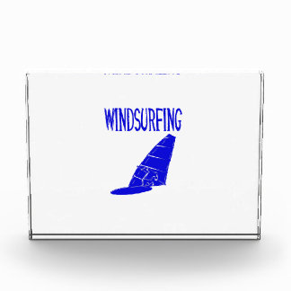 windsurfing v2 blue text sport.png acrylic award