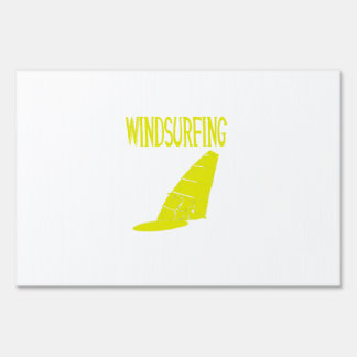 windsurfing v2 yellow text sport copy.png lawn sign