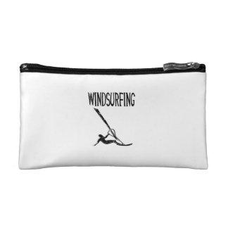 windsurfing v3 black text sport windsurf windsurfe cosmetics bags