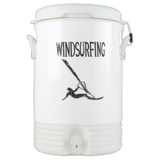 windsurfing v3 black text sport windsurf windsurfe cooler