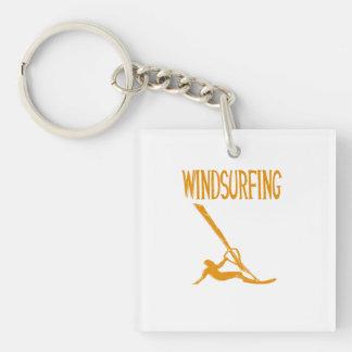 windsurfing v3 orange text sport copy.pngc square acrylic keychains