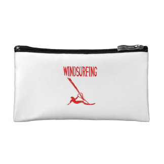 windsurfing v3 red text sport.png cosmetic bags