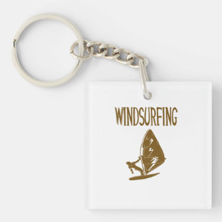 windsurfing v4 brown text sport copy.png acrylic key chains