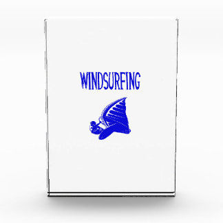 windsurfing v5 blue text sport.png acrylic award