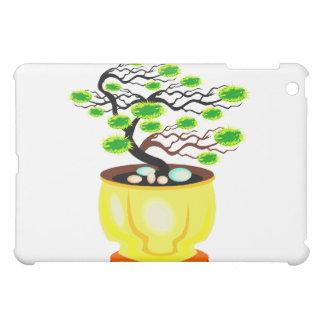Windswept Bonsai Huge Pot Color iPad Mini Case