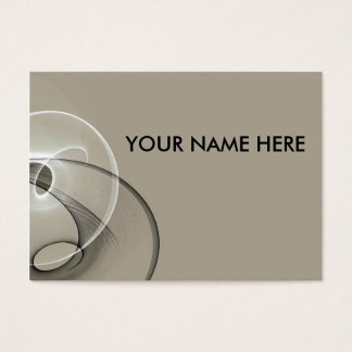 WINDSWEPT! ~ BUSINESS CARD