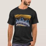 Windswept Fractal Art T-Shirt
