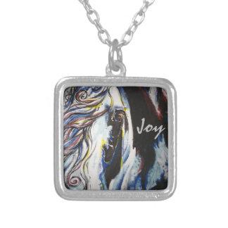 """Windswept Gypsy Horse Eye """"Joy"""" Necklace"""