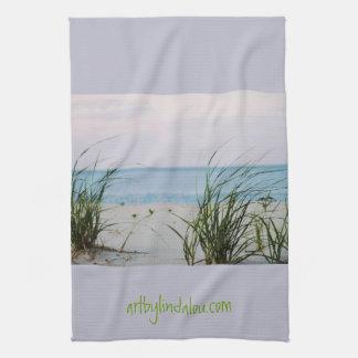 Windswept MoJo Kitchen Towel