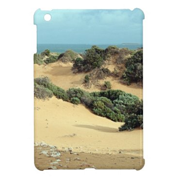 Windswept sand dunes, Australia Cover For The iPad Mini