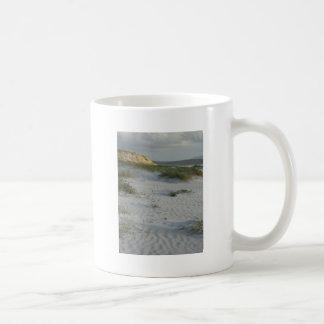 Windswept Sandy Beach Coffee Mug
