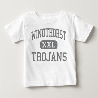 Windthorst - Trojans - High - Windthorst Texas Baby T-Shirt