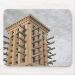 Windtower árabe tapete de raton