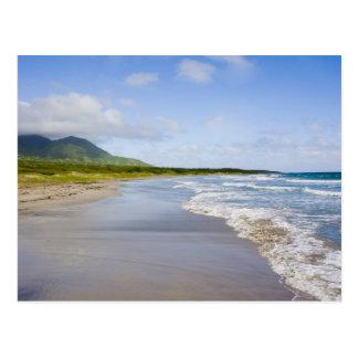 Windward Beach, Nevis Postcard