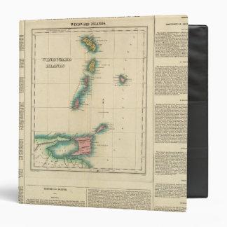 Windward Islands Vinyl Binders