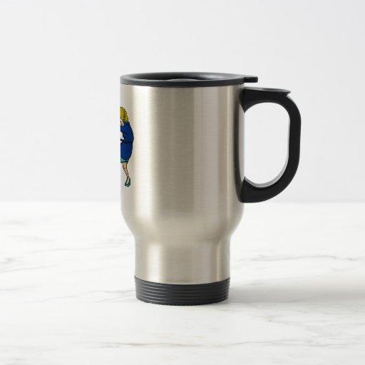 Windy 15 Oz Stainless Steel Travel Mug