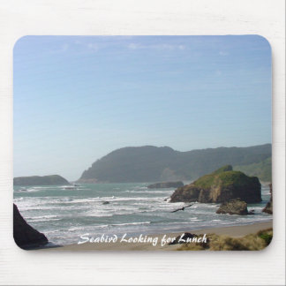 'Windy Beach' Mouse Pad by Spring Art 2012