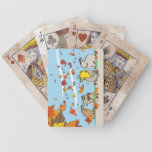 WINDY BICYCLE POKER CARDS