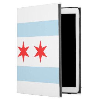 Windy City Flag Chicago Illinois iPad Pro Case