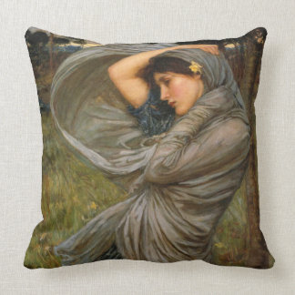 Windy Day 1905 Pillow
