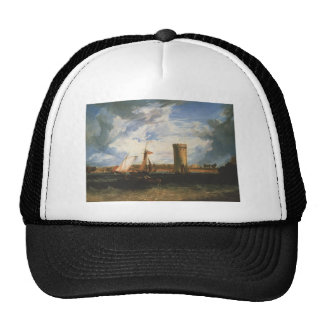 Windy Day by William Turner Hats