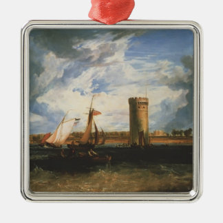 Windy Day by William Turner Ornament